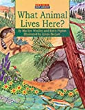 What Animal Lives Here? (X4 Small Books) Pb (Finding Out About)