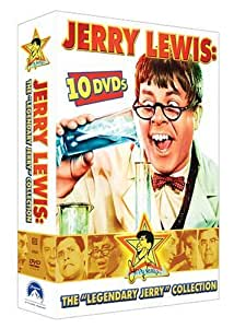 "Jerry Lewis: The ""Legendary Jerry"" Collection"