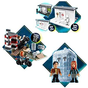 Buy Underground Toys - Underground Toys Doctor Who Building Set Assortment Set