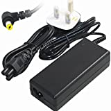 Selectec® Charger Adapter for 30W Dell Inspiron 910 Mini 9 1012 10 1018 12 Laptop UK