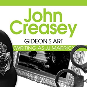 Gideon's Art Audiobook