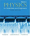 img - for Physics for Scientists and Engineers, Vol. 2: Ch. 21-38 (3rd Edition) book / textbook / text book