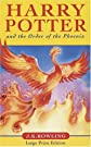 Harry Potter and the Order of the Phoenix (Book 5) [Large Print]