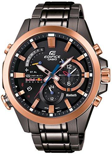 89608d8cac69 Casio Edifice Infiniti Red Bull Racing EQB-510RBM-1AJR - Reloj inteligente  con Bluetooth