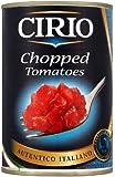 Cirio Chopped Tomatoes 400 g (Pack of 12)