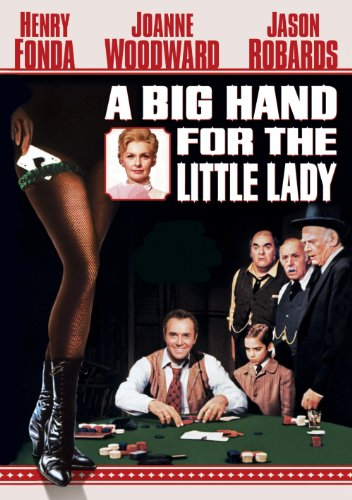 A Big Hand for a Little Lady