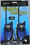 Teleboy Long Range Walkie Talkies  Blue