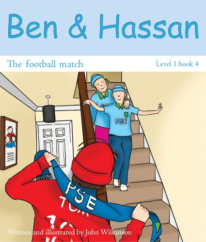 Ben and Hassan - The football match (Catalan Edition)