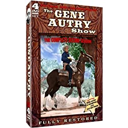The Gene Autry Show - The Complete Second Season - 26 Episodes!