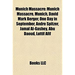 Munich Massacre Books | RM.