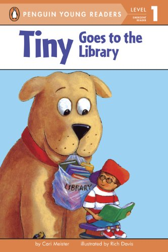 Tiny Goes to the Library (Easy-to-Read, Puffin)