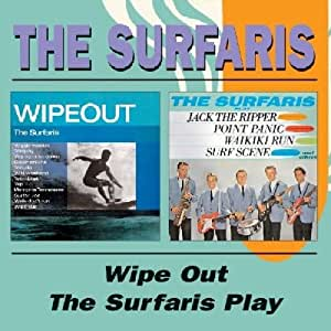 Surfaris -  Wipeout / Play
