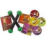 Zumba D0D00002 Total Body Transformation System DVD Set