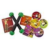 Zumba Fitness Total Body Transformation System DVD Set ~ Zumba Fitness