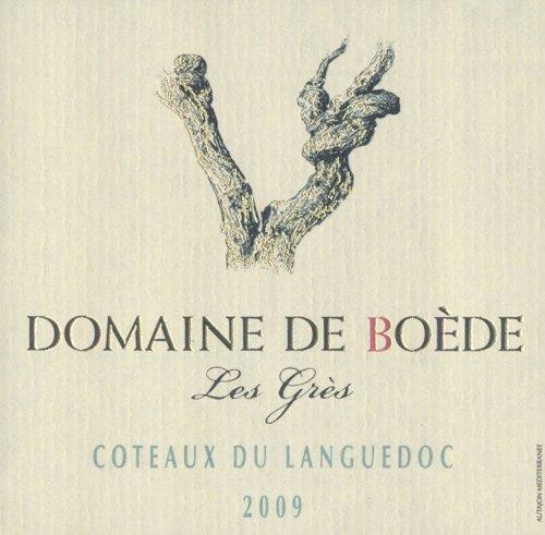 2009 Domaine De Boede Coteaux Du Languedoc La Clape Le Gres Languedoc-Roussillon 750 Ml