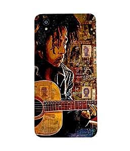 Bob Marley Paint Effect OnePlus X Case