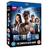 Doctor Who - The Complete Series 6 [Blu-ray] [Region Free]by Matt Smith
