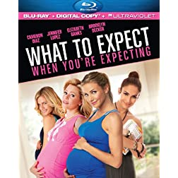 What To Expect When You're Expecting [Blu-ray + Digital Copy]