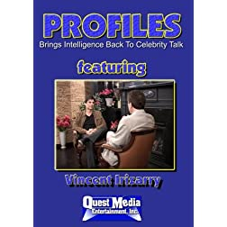 PROFILES Featuring Vincent Irizarry