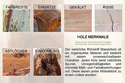 Exklusive-Teak-Holz-Schale-30cm-NATURE-ROOT-massives-Wurzelholz-natur