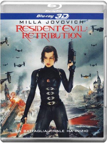 Resident Evil - Retribution (Blu-Ray 3D) [Italian Edition]