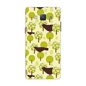 Garmor Designer Plastic Back Cover For Samsung Galaxy A5 SM-A500