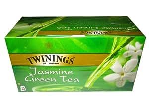 Twinings jasmine green tea benefits