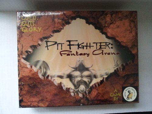 Pit Fighter Fantasy Arena Game: Starter Game - 1