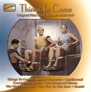 「来るべき世界」 オリジナル映画音楽集