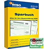 """WISO Sparbuch 2010 (f�r Steuerjahr 2009)von """"Buhl Data"""""""