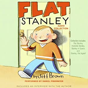 Flat Stanley Audio Collection | [Jeff Brown]