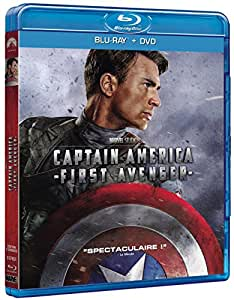 Captain America : The First Avenger [Combo Blu-ray + DVD]