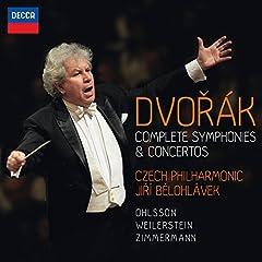 Dvor�k: Complete Symphonies & Concertos