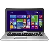 "Asus Premium R752LN-TY164H PC Portable 17,3"" Métal (Intel Core i5, 6 Go de RAM, Disque dur 1 To, Carte NVIDIA 2 Go, Windows 8.1)"