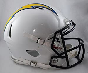 Buy San Diego Chargers Riddell Speed Revolution Full Size Authentic Proline Football Helmet