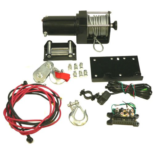 NEW-ATV-UTV-WINCH-MOTOR-ASSEMBLY-KIT-3500LB-RATING
