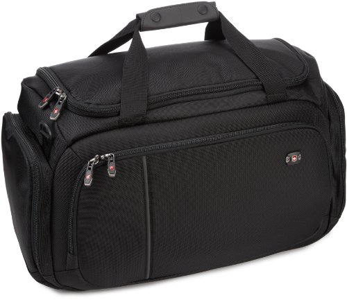 Victorinox Luggage Werks Traveler 4.0 Wt Duffel Bag, Black, One Size best buy