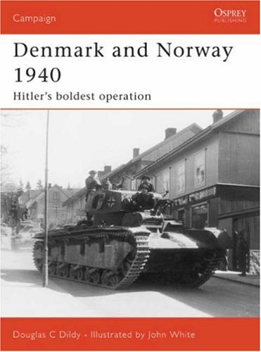 Denmark and Norway 1940: Hitler