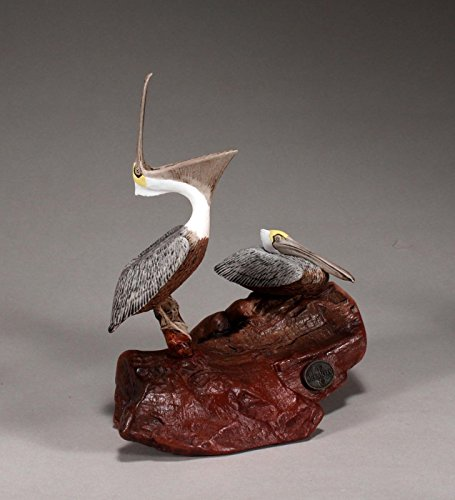brown-pelican-duo-sculpture-new-direct-from-john-perry-medium-versionfigurine