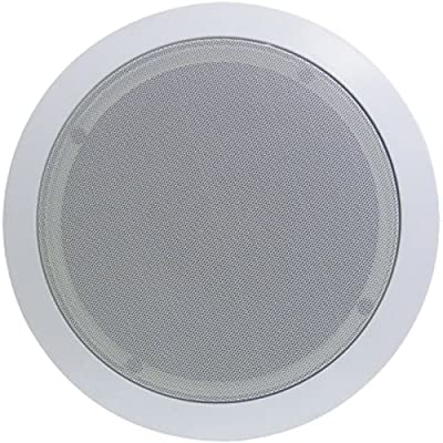 Pyle Home PDIC81RD 8-Inch Two-Way In-Ceiling Speaker System