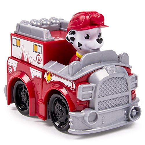Paw Patrol Racers, Marshall's EMT Vehicle - 1