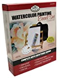 Royal & Langnickel Watercolor Painting Easel Set
