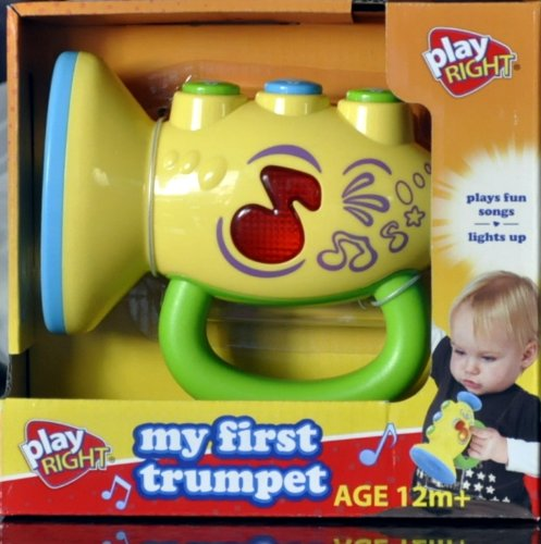 My First Trumpet by Play Right by Walgreen CO