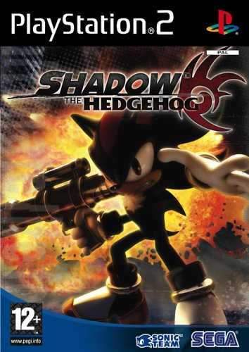 Shadow the Hedgehog - PS2 (Shadow Hedgehog Game compare prices)