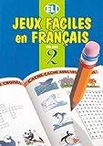 Jeux Faciles En Francais Book 2