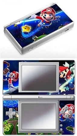 Mario Galaxy - Nintendo DS Lite Skin Skins! Super Mario