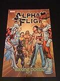 Alpha Flight Volume 2: Waxing Poetic TPB (0785115692) by Lobdell, Scott