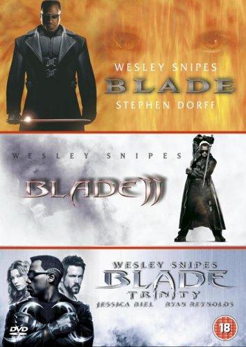Blade/Blade II/Blade Trinity [DVD]
