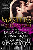 Masters of Seduction: Books 1-4: Paranormal Romance Boxed Set