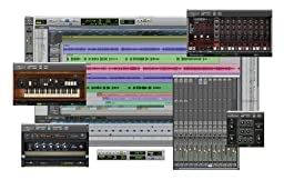 Digidesign Avid Pro Tools 8 TDM Software (Electronic Delivery)